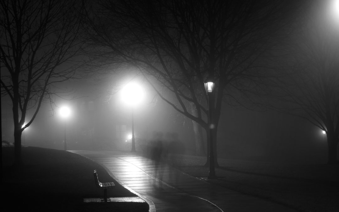 Ghost Hunting In The Dark: Re-evaluating The Logic
