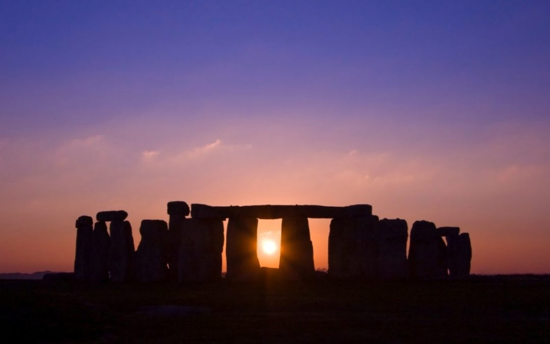 stonehenge representing connection to your true self